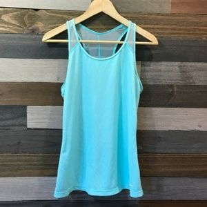 Nike Dri Fit Mesh Back Tank Top
